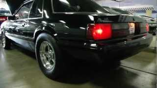 1992 Ford Mustang 5.0 Turbo Notchback- Fast Lane Classic