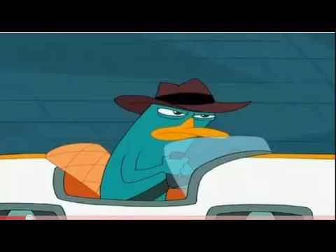 Perry el ornitorrinco Cancion (Español LATINO  EN HD)