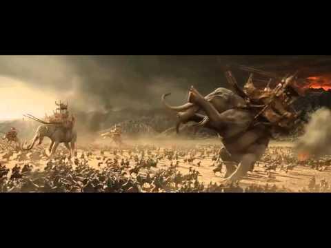 chúa nhẫn - trận chiến cuối cùng