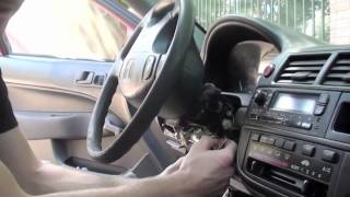 How To Replace Your Ignition Cylinder
