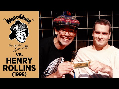 Nardwuar vs. Henry Rollins (1998)