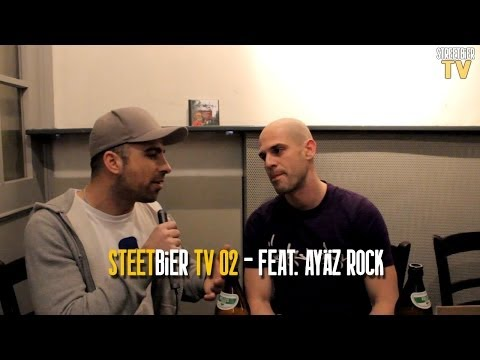 Streetbier TV 02 - feat. AYÄZ ROCK