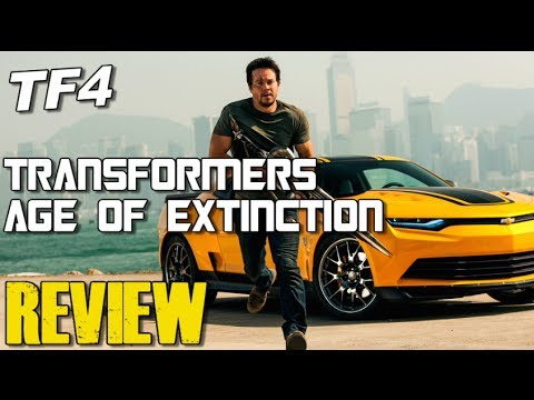 Transformers Age of Extinction Review [100% SPOILER FREE]