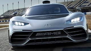 Mercedes-AMG Project ONE (2019) Soon ready to fight Ferrari LaFerrari. YouCar Car Reviews.