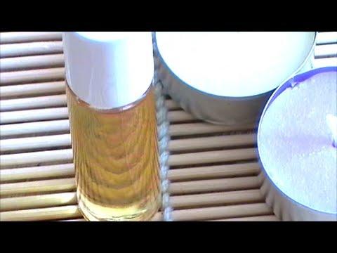 CÓMO HACER PERFUME DE VAINILLA (opción sin alcohol)