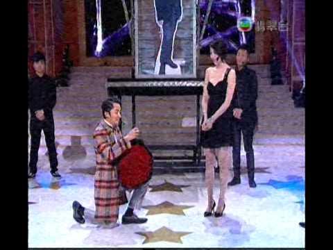 ~祝福 2位~TVB/TBB  輩X台 台慶 最精彩 王祖藍同李亞男 求婚 祖藍同亞男新婚快樂