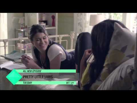 MuchMusic: Pretty Little Liars - &quot;Single Fright Female&quot; - Ep 3x11 Promo