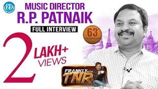 Music Director RP Patnaik Exclusive Interview
