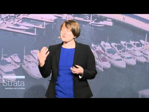"Strata 2014: Megan Price, ""Record Linkage for Quantifying Conflict Casualties in Syria"""