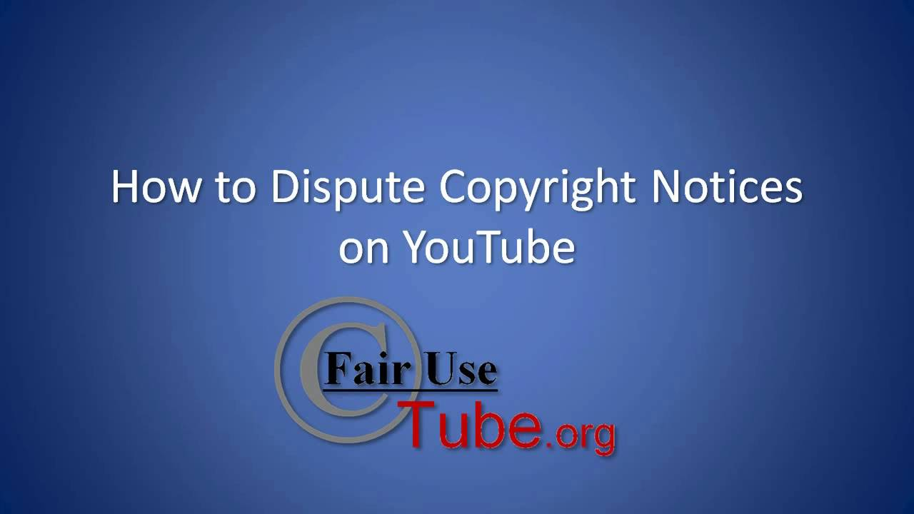 how to use copyrighted music in youtube videos