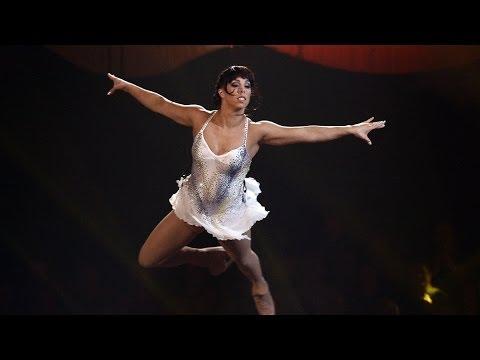 Beth Tweddle - Dancing on Ice 2014 - week 9