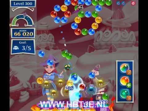 Bubble Witch Saga 2 level 300