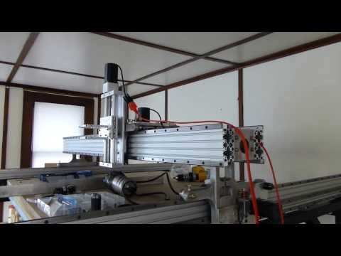 A Little Bit of Success!!! CNC router is moving : diyCNCguy.com
