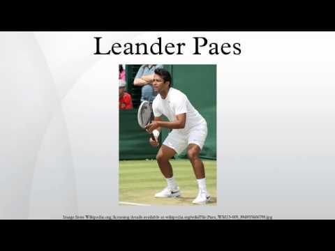 Leander Paes