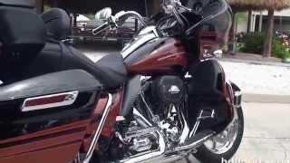 New 2015 Harley Davidson CVO Road Glide Ultra Motorcycles