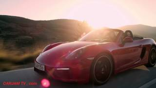 Porsche Boxster GTS PRICE $73,500 New FIRST Commercial CARJAM TV 2014