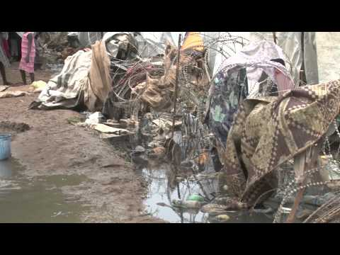 Shameful UN Mission response for vulnerable displaced in South Sudan (B-Roll)