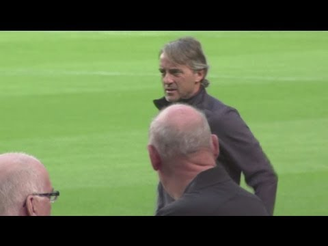 Mancini is the new Galatasaray boss