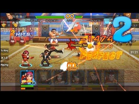 Hama Gaming - Quyền Vương 98 #2 | gần 20k lực chiến rồi