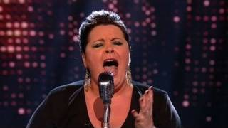 Mary Byrne Sings You Don't Have To Say You Love Me The X