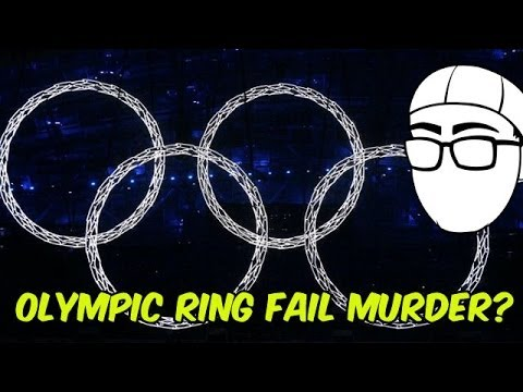 Did Olympic Ring Light Up Failure Lead To Murder In Sochi!?