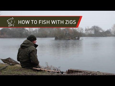 Zig Fishing Advice With Alan Blair - Carp Fishing