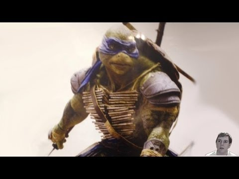 Teenage Mutant Ninja Turtles (2014) - First Look At The Turtles!
