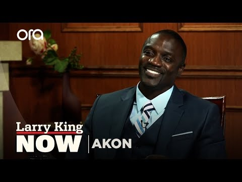 Akon on