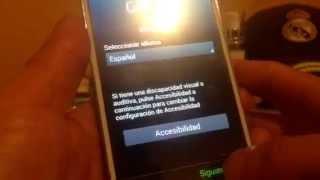 Samsung Galaxy S4 Como Quitar Contrasena Patron Pin O