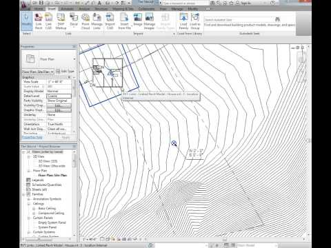 Revit Coordinate System - 36 minute explanation