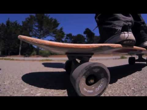 Gravity Skateboards - Dont Worry, Ride Burners, Be Happy