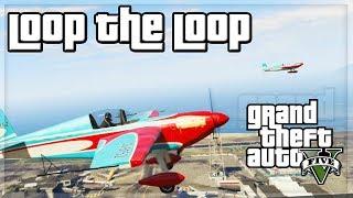 """GTA V - """"Loop the Loop"""" w/ KSI, W2S, Zerkaa, Miniminter, Vikkstar & Behzinga"""