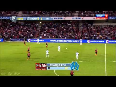 Valbuena Vs Guingamp 13-14 HD 1080p