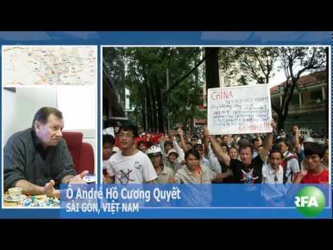 Biểu tình chống Trung Quốc ngày 01.07.2012