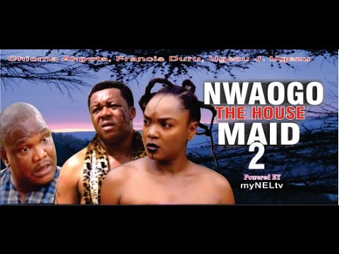Nwaogo The House Maid 2 Photo Cover