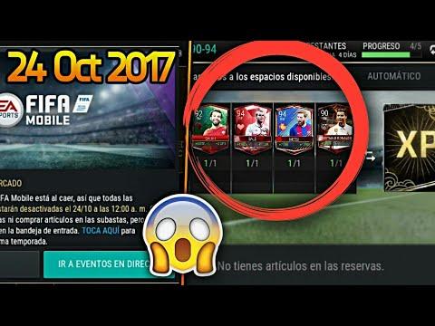 COSAS QUE DEBES HACER ANTES DEL CIERRE DE MERCADO   TIPS Y CONSEJOS ACTUALIZACIÓN   FIFA 17 MOBILE