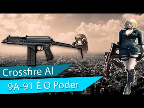 [CF AL] BONDE DOS INSCRITOS# 01 - 9A-91 SALA SURPRESA - CROSSFIRE AL