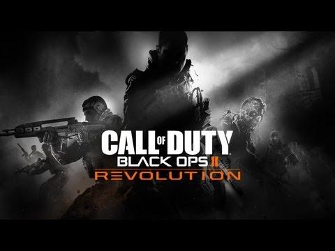 REVOLUTION - первый загружаемый контент для Black Ops 2