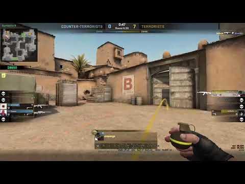 CS:GO Highlight: 2 vs 5 on Dust ll
