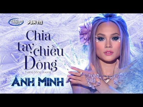 Ánh Minh - Chia Tay Chiều Đông in Paris By Night 112 Đông