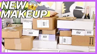 HUGE PR HAUL UNBOXING! | WHAT'S NEW IN MAKEUP