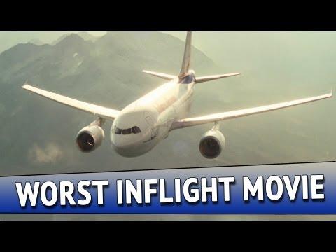 Worst Inflight Movie Ever! (Airplane Crash Supercut)