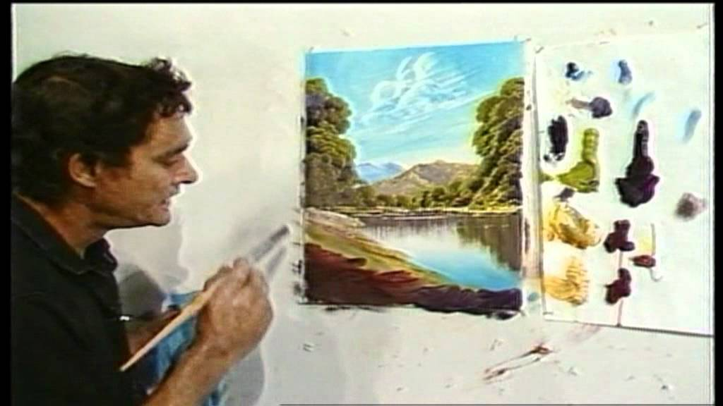 Learn to paint australian landscapes in oils 3of6 youtube for Learn to paint with oils for free