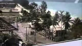 Video Sobre Tsunami Na Indonésia Em 2004 (Trabalho De