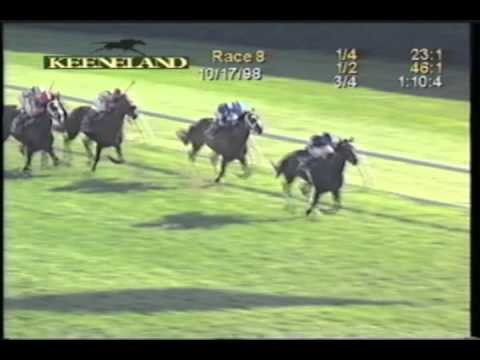 1998 Keeneland Breeders Cup Mile: Favorite Trick