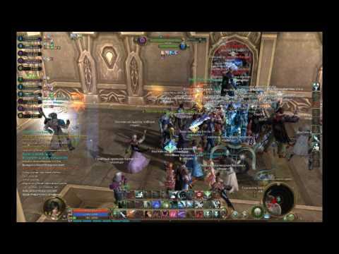 Видео: Первая крепость Элийцев ¤Hope¤ Guild