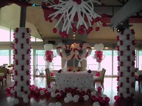 vencanje,svadba,dekoracija,baloni,weddings