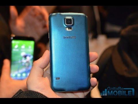 Samsung Galaxy S5 Brasil - Unboxing
