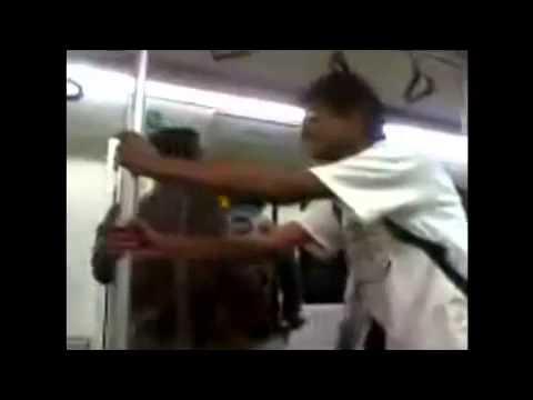 Metro fight India   Delhi Metro