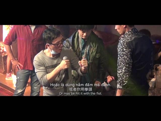 ICEMAN - Người Băng (3D) (clip hậu trường): Đại náo vũ trường